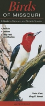 Homel, Greg R. Birds of Missouri