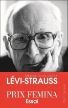 Emmanuelle Loyer Claude Levi-Strauss