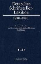 Jacob, Herbert Deutsches Schriftsteller-Lexikon 1830-1880 BAND II.1. C-D