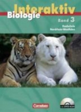 Spörhase, Ulrike Biologie interaktiv 03. Realschule Nordrhein-Westfalen. Schülerbuch