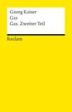 Kaiser, Georg Gas Gas. Zweiter Teil