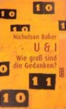 Baker, Nicholson U und I