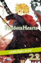 Mochizuki, Jun Pandora Hearts 22