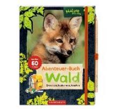 Wernsing, Barbara Nature Zoom Abenteuer-Buch Wald