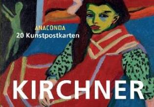 Postkartenbuch Kirchner