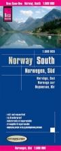 , Reise Know-How Landkarte Norwegen Süd 1 : 500.000