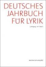 Barth, Jochen Henrik Deutsches Jahrbuch fr Lyrik