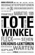 Häusler, Anna Tote Winkel