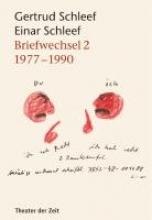 Schleef, Gertrud Gertrud Schleef Einar Schleef Briefwechsel 2