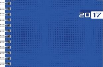 rido Taschenkalender 2019 septimus blau
