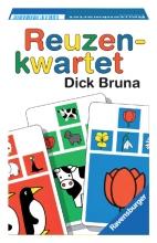 , Spel Ravensburger Dick Bruna reuzenkwartet