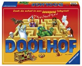 , Spel Ravensburger Doolhof