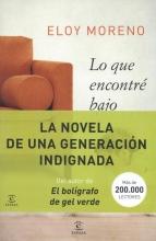 Moreno, Eloy Lo Que Encontre Bajo El Sofa
