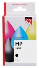 , Inktcartridge Quantore HP CN045AE 950XL zwart