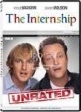 The Internship DVD /