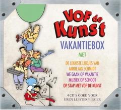 , VOF De Kunst*Vakantiebox 4 CD-BOX