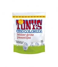 , CHOCOLADE TONY`S PAASEITJES WIT