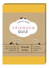 Elma van Vliet , Vrienden Quiz