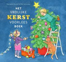 Ron Schröder Marianne Busser, Het vrolijke kerstvoorleesboek