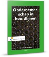 Peter van der Meer , Ondernemerschap in hoofdlijnen