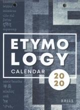 , Etymological Calendar 2020