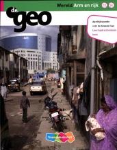 J.H.  Bulthuis, J.H.A.  Padmos De Geo Wereld arm en rijk havo tweede fase leeropdrachtenboek