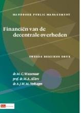 Matheus Wassenaar, Maarten Allers, Jan Verhagen Financien van de decentrale overheid