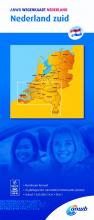 ANWB , Nederland zuid 1:200000