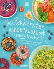 Rebecca Woollard , Het lekkerste kinderkookboek (zonder te koken!)
