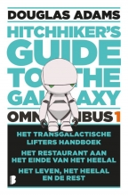 Douglas Adams , The hitchhiker`s Guide to the Galaxy - omnibus 1