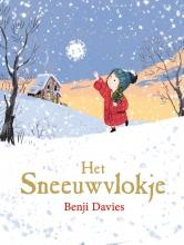 Benji Davies , Het sneeuwvlokje