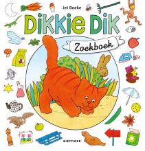 Jet Boeke , Dikkie Dik zoekboek