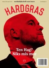 Tijdschrift  Hard Gras Hard gras 124 - februari 2019