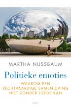 Martha Nussbaum , Politieke emoties