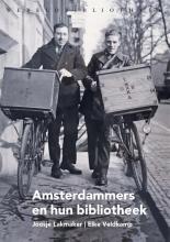 Joosje  Lakmaker, Elke  Veldkamp Amsterdammers en hun bibliotheek