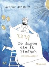 Lars van der Werf De dagen die ik liefheb