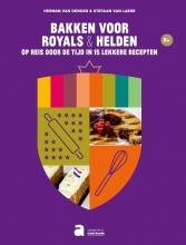 Stefaan Van Laere Herman Van Dender, Bakken voor royals & helden