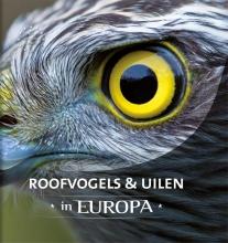 Arno ten Hoeve Jaap Schelvis, Roofvogels & uilen in Europa