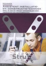 Martyn van Dalen Techniek Assistent installatie- en constructie-techniek. Deel 2 van 4