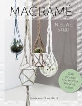 Stefanie van Wendel de Joode Macramé nieuwe stijl!