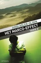 Jussi  Adler-Olsen Het Marco-effect