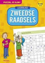 Puzzel je slim! Leerrijke Zweedse raadsels 9-10 JR