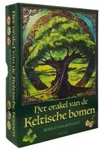 Sharlyn  Hidalgo Het orakel van de Keltische bomen - Boek en kaartenset