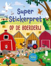 , Super Stickerpret - Op de boerderij
