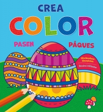 , Pasen Crea Color Pâques Crea Color