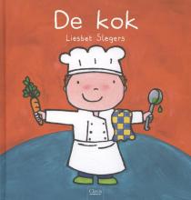Liesbet  Slegers De kok (beroepenreeks)