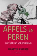 Maarten  Asscher Appels en peren