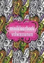 Het enige echte minikleurboek voor volwassenen