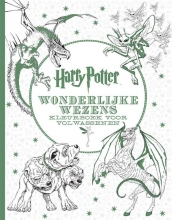 Harry Potter kleurboek - Wonderlijke Wezens