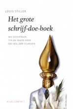 Louis  Stiller Het grote schrijf-doe-boek